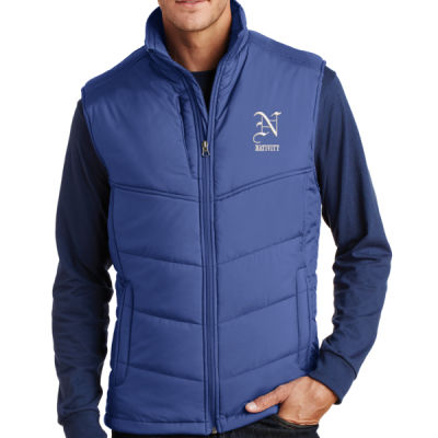 Port Authority ® - Puffy Vest - Embroidered Logo Thumbnail