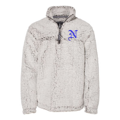 Boxercraft - Youth Sherpa Fleece Quarter-Zip Pullover - Embroidered Logo Thumbnail
